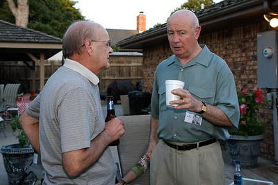 Joe Cooper, Jim Hunter